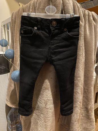 Spodnie jeans niemowlęce