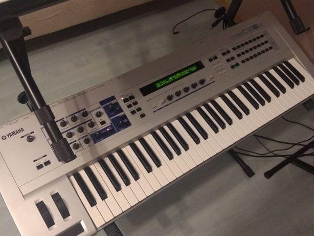 Syntezator Yamaha cs6x