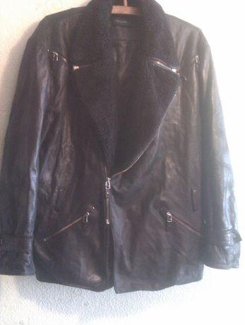 Продам шкіряну куртку.Недорого.Висилаю.