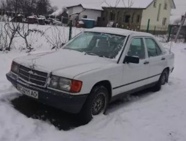 2ШТ !!! Mercedes e190 автомат і механіка