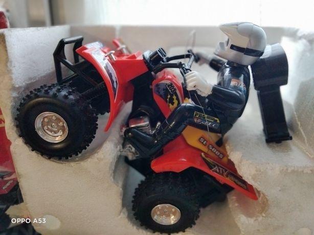 Quad ATV RC zdalnie sterowany bardzo szybki