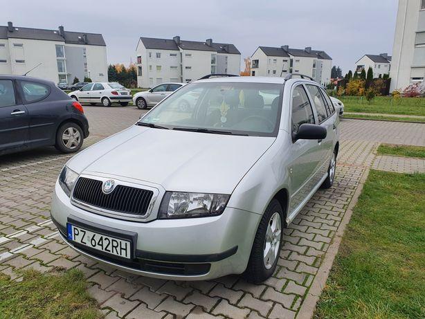 Škoda Fabia Skoda Fabia 1.2HTP EXACT Stan BDB