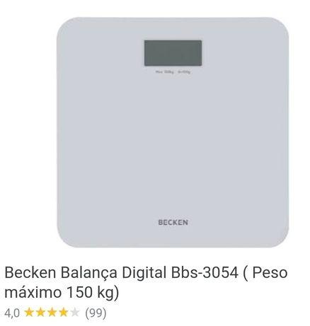 Balança Digital BECKEN Bbs-3054 ( Peso máximo 150 kg)