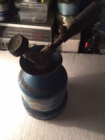 Queimador a gás