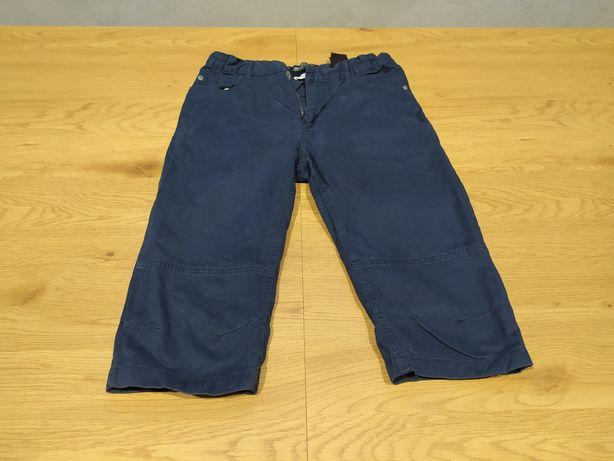 Spodnie do kolan 164 cm hm 2 sztuki