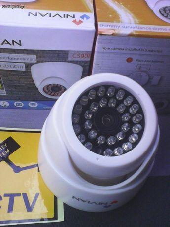 Camera vigilancia falsa
