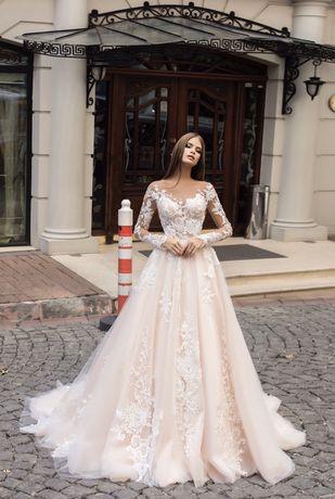 Весільна сукня Polardi