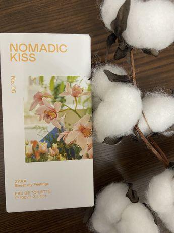 Духи zara жіночі nomadic kiss