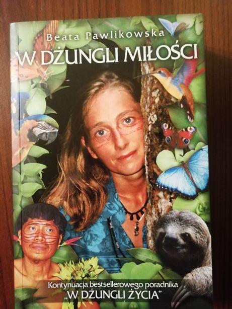 W dżungli miłości Beata Pawlikowska jak nowa