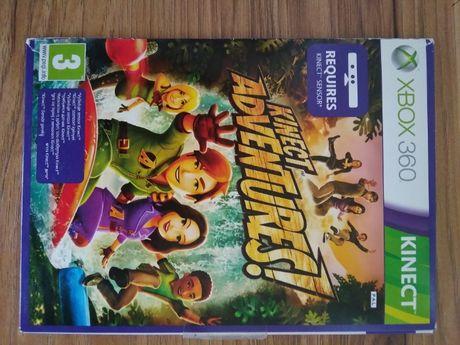 Adventures Xbox 360 gra KINECT