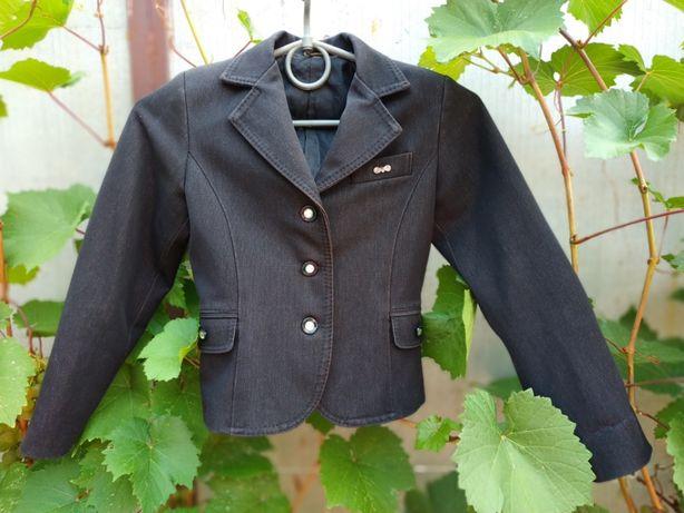Школьная форма пиджак сарафан брюки 32р