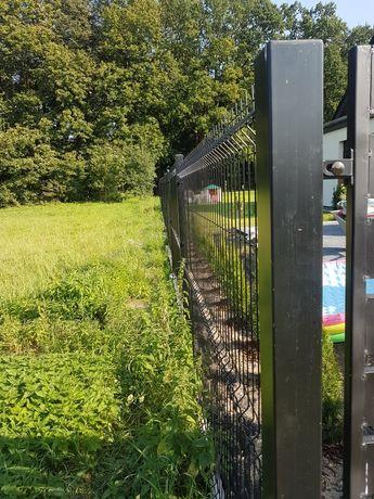 Montaż ogrodzeń- bramy furtki ogrodzenia systemowe