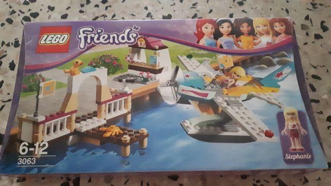 Lego Friends Samolot Stephanie 3063