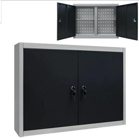 Armário de parede oficina mecânica para ferramentas