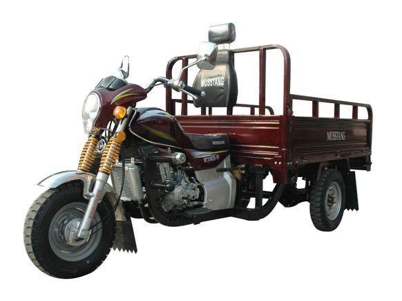 Трицикл (грузовой мотоцикл,муравей) Musstang МТ200ZH-4V   MT250ZH-4V