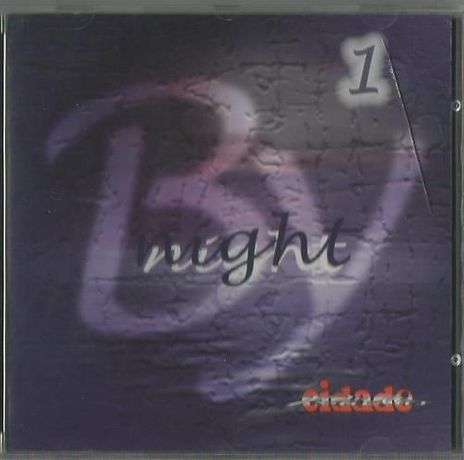 Cidade By Night 1 (CD)