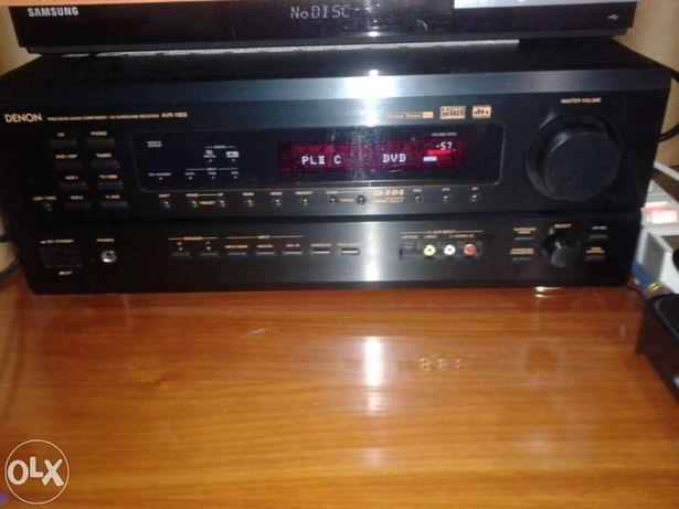 Amplificador AV Denon