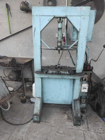 Prasa hydrauliczna 1,1kw