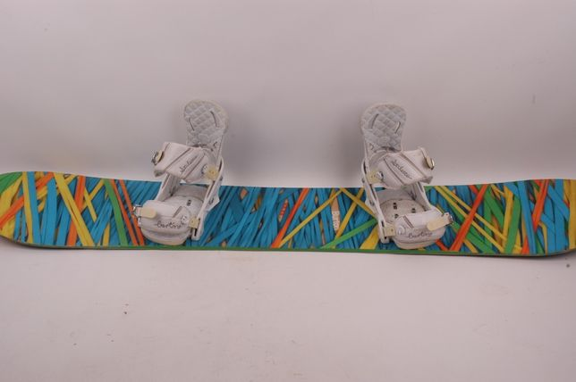 Burton Social 139 + wiązania Burton - deska snowboardowa