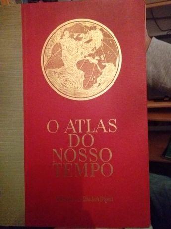 Livro Atlas do Nosso Tempo