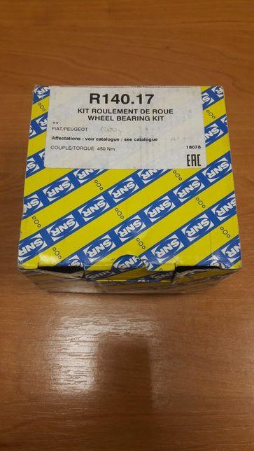 Комплект ступицы колеса Citroen Jumper SNR R140.17 и SNR R140.37