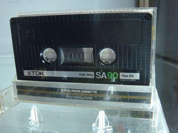 Kaseta magnetofonowa TDK SA 90 super stan
