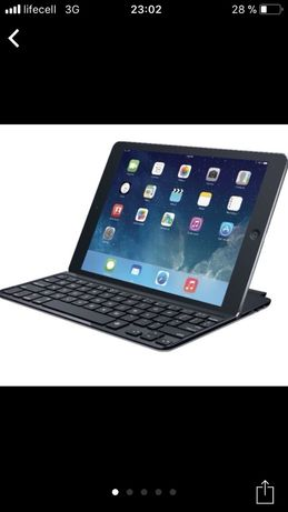 Клавиатура-чехол Logitech для iPad оригинал