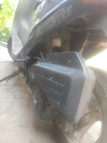 Хонда Дио 18 на ходу