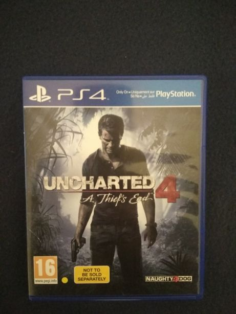PS4 Uncharted 4: Kres Złodzieja A Thief's End