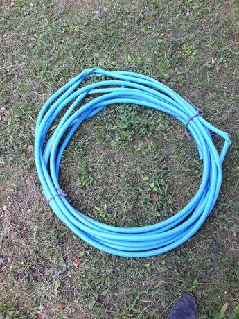 Wąż ogrodowy gumowy