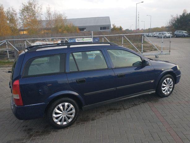 Opel Astra G 1,6 benzyna,w dobrym stanie,ważne opłaty,2001 rok