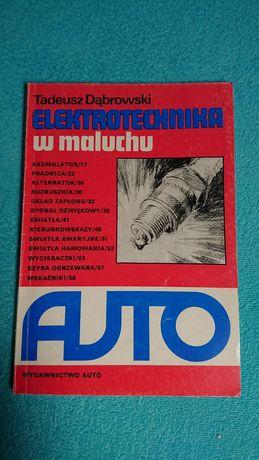 Elektrotechnika w maluchu fiat 126p