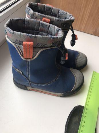 непромокаемые сапоги ботинки keen 27 28