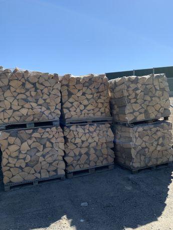 Drewno kominkowe bukowe 1 mp