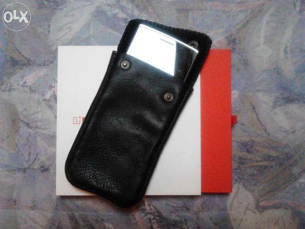 Bolsa Premium smartphone em couro