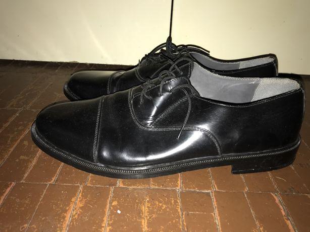Туфли ботинки кожа чёрные 30 ,7см смотрите др. мои товары 12 usa