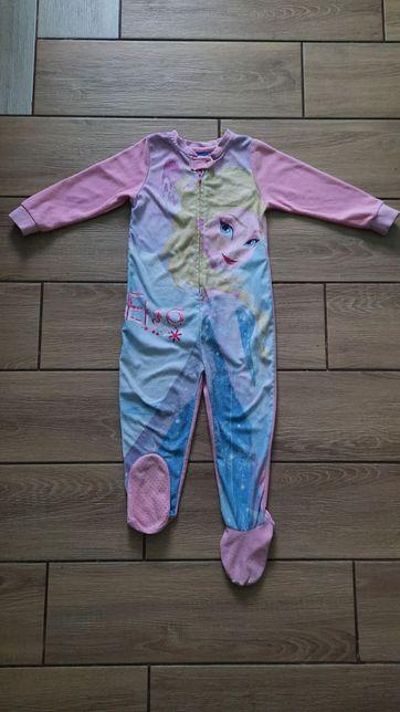 Кигуруми слип пижама Эльза 2-3 года