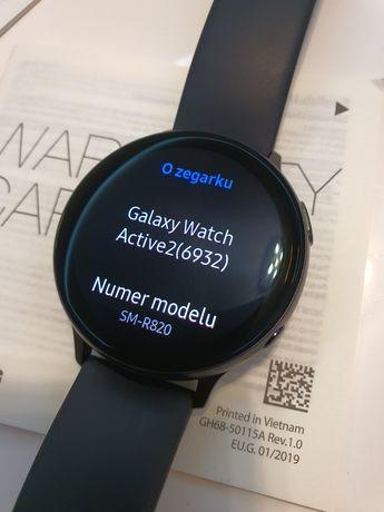 Samsung Watch Active 2 black - SM-R820