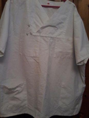 Спецодежда куртка мужская белая