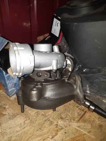 Турбина  фольксваген 1.9TDI 130 л с