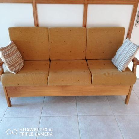 Sofá de cozinha ou sala de estar