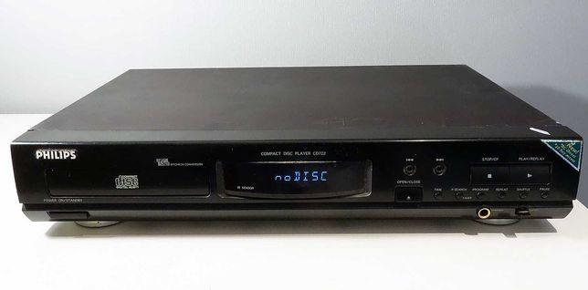 CD-проигрыватель Philips CD-722 TDA1545 последний мультибит