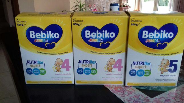 Mleko bebiko junior 4 i 5