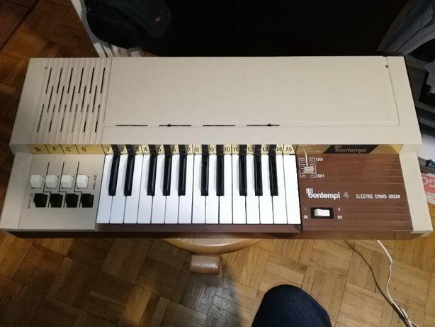 Organy Bontempi B4 , 8 Chord Keyboard Bontempi STARE UNIKATOWE ORGANY