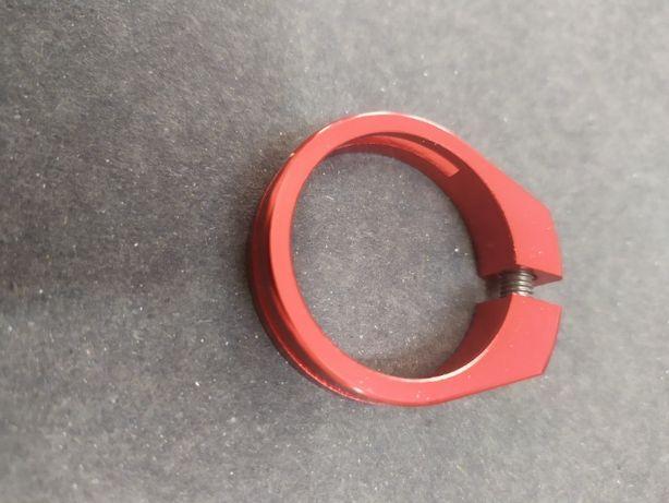 Aperto vermelho ultra leve de espigão 31.6mm