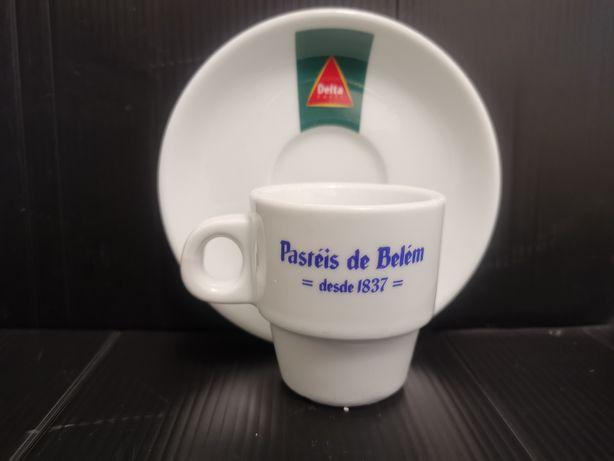 Chávena personalizada Delta pastéis Belém