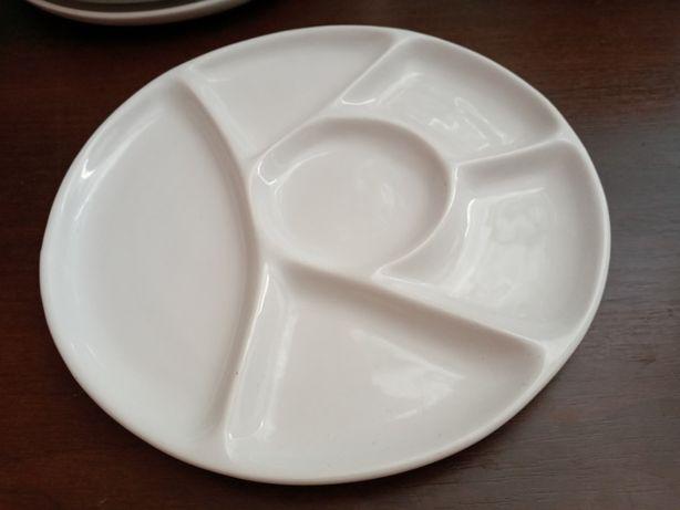 Тарелка порционная