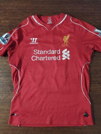 Koszulka Sturridge Liverpoolu dziecięca