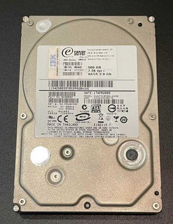Жорсткий диск HDD IBM server xSeries 500 GB