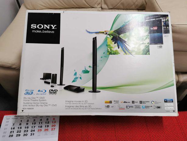 kino domowe 5.1 Sony BDV-N890W, całkowita moc 1000W